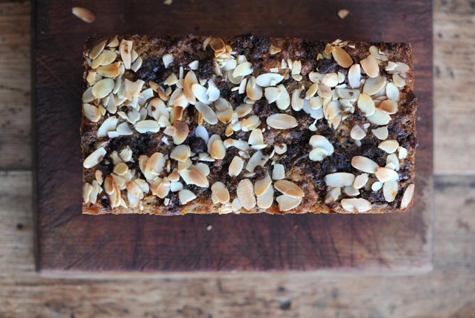 Sourdough Date & Walnut Bread