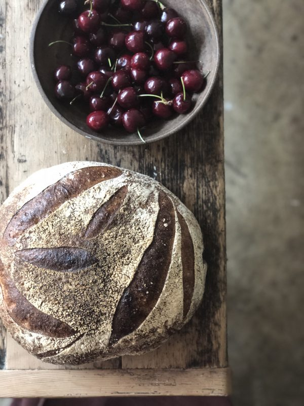 Cherry Sourdough Bread