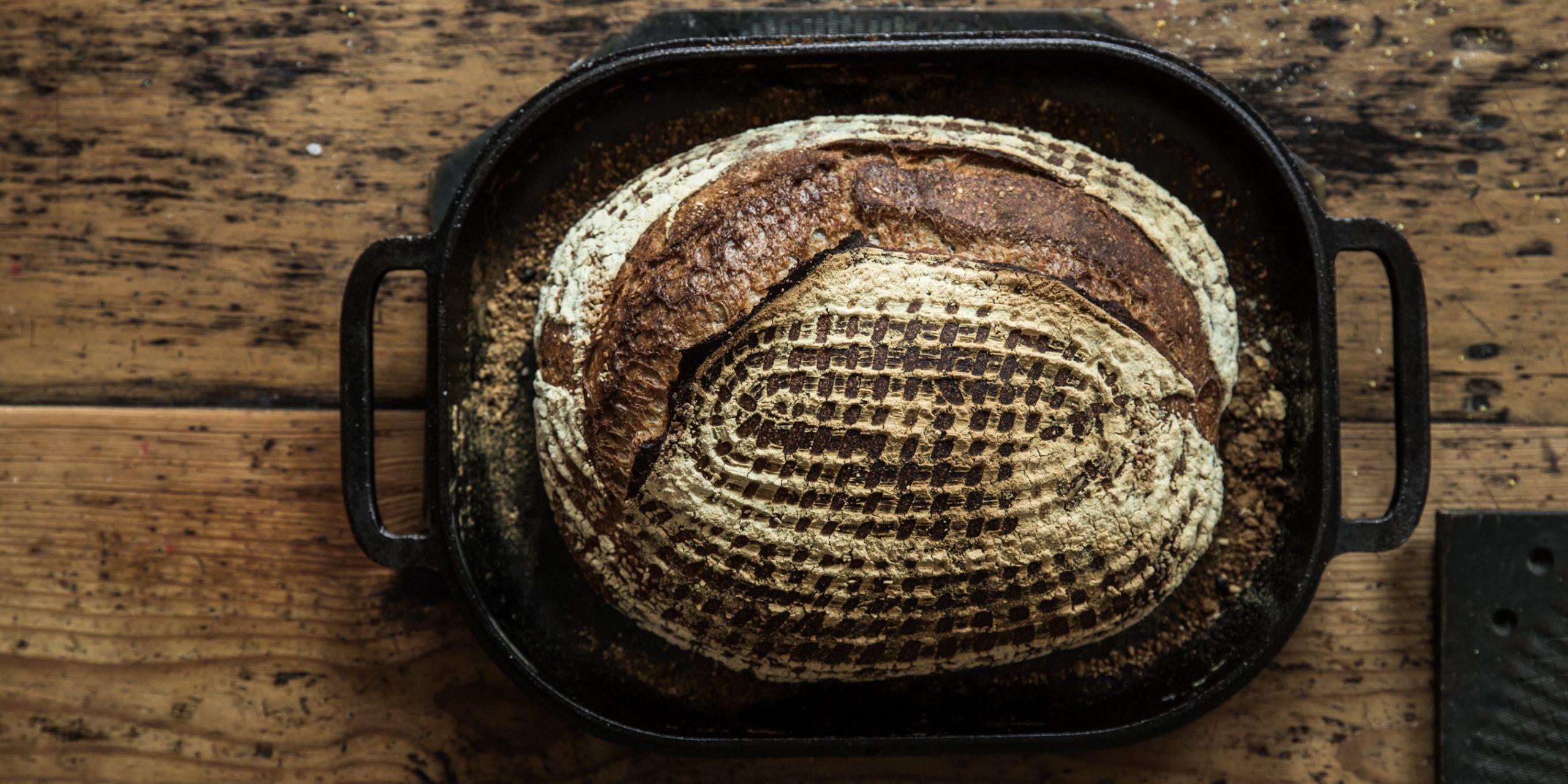 Challenger Bread Pan Sourdough