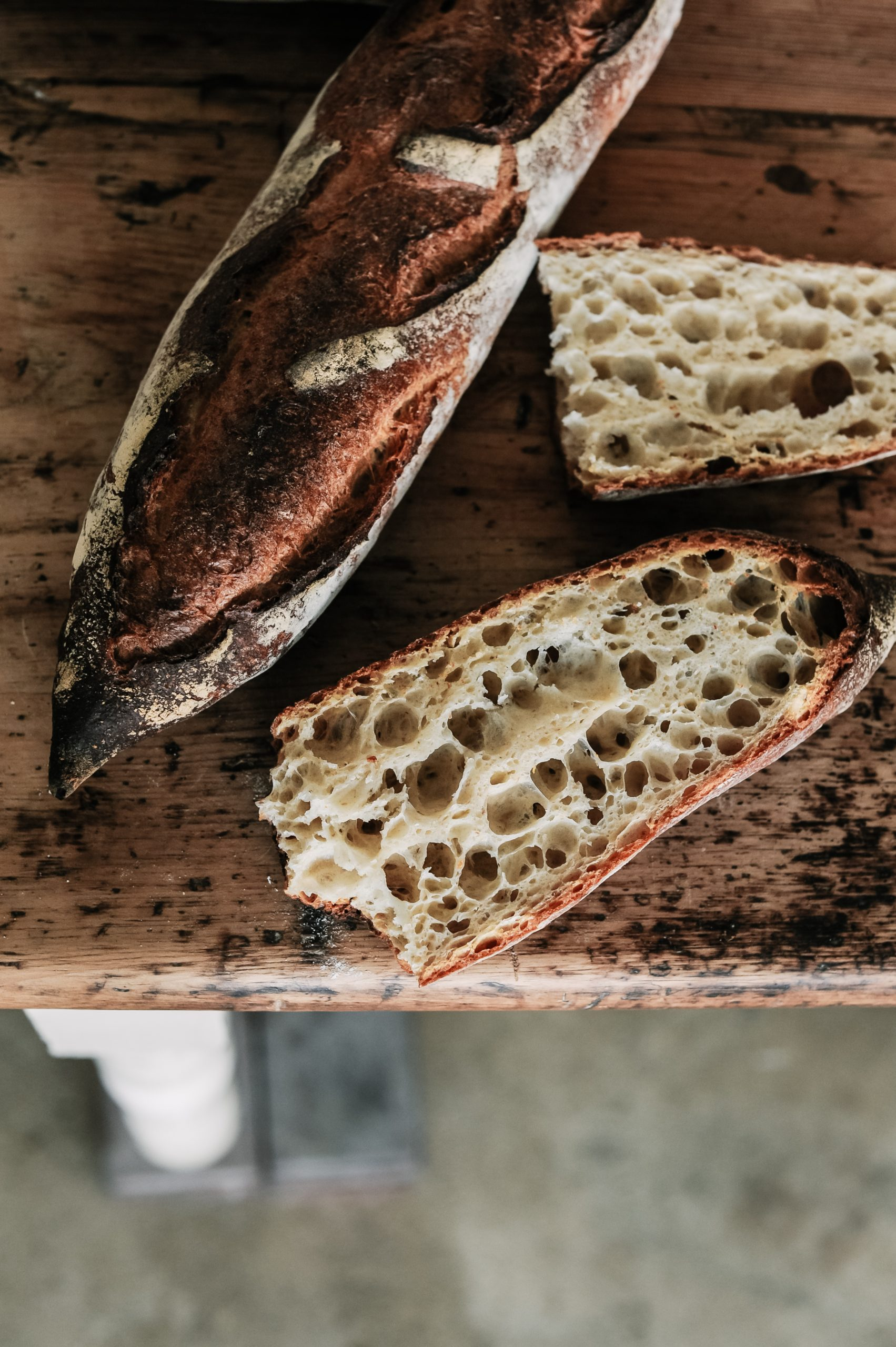 June Newsletter: Learn to Make French Sourdough Baguettes