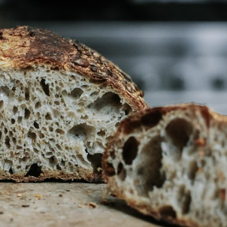 An amazing technique to opening up the crumb – with Roller Milled Wholegrain Flour