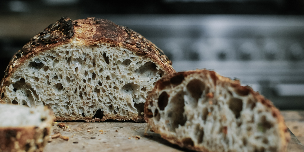 An amazing technique to opening up the crumb - with Roller Milled Wholegrain Flour