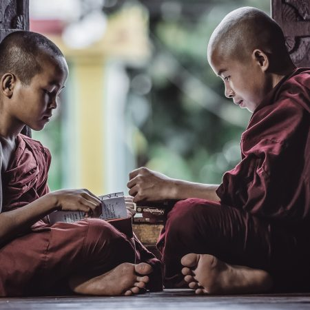Tibetan Monastery Bread – Balep Korkun