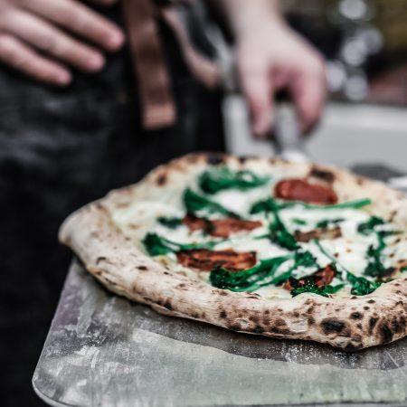Sourdough Pizza Bianca Recipe