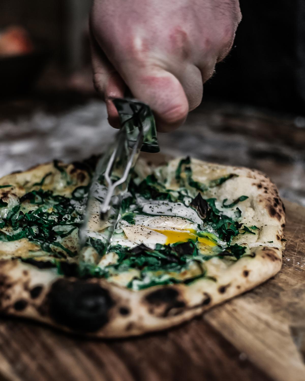 Sourdough Fiorentina Pizza Recipe