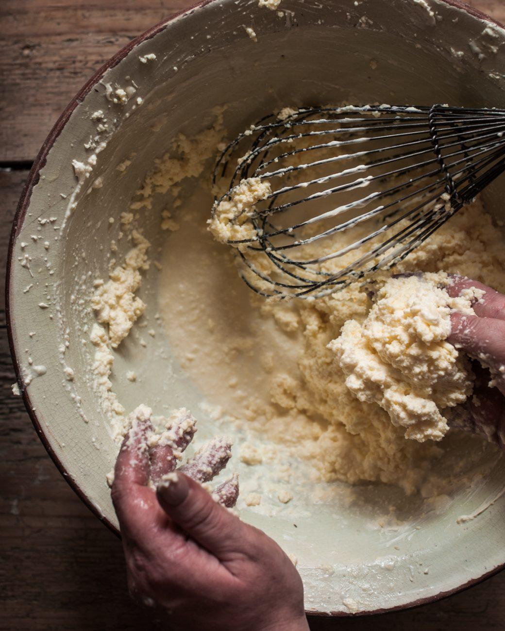 Butter fats