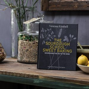 Sweet sourdough book