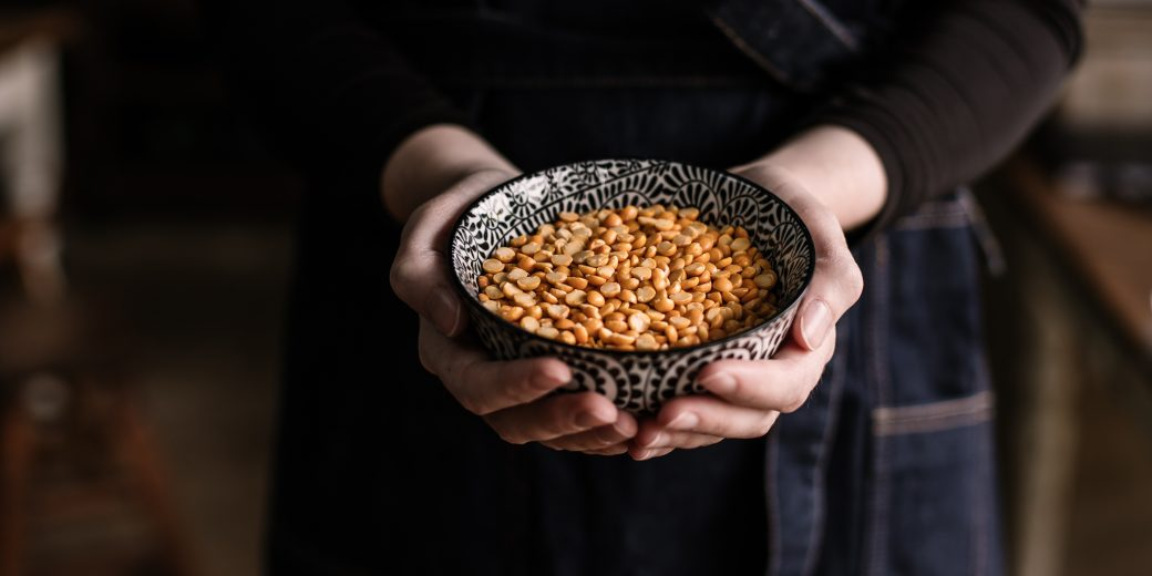 beans in sourdough