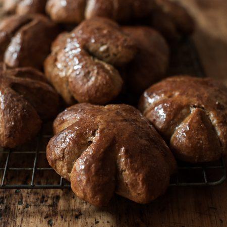 New recipe for Club members: Sourdough Coffee Gibassier