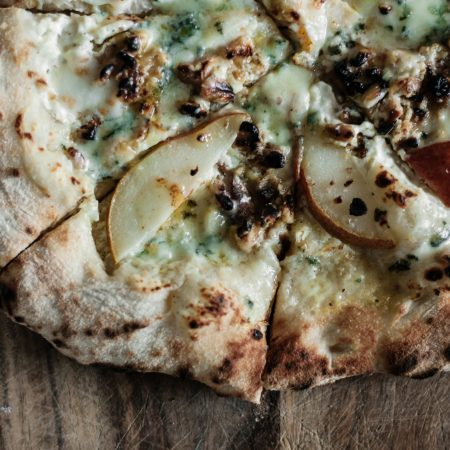 Waldorf Sourdough Pizza Recipe
