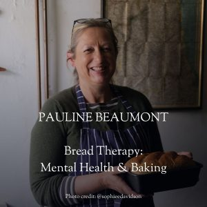 pauline mental health and baking