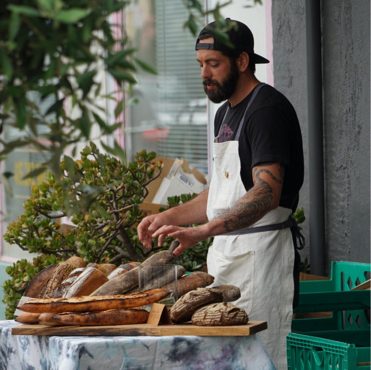 Issue 25: The Sourdough Club Magazine – Sourdough Inspiration Matthew Jones, Avast Bakeshop