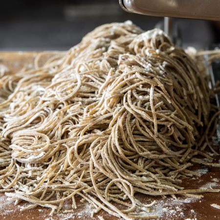 MASTER RECIPE: Fresh Sourdough Pasta