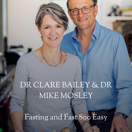 Dr Michael Mosley and Dr Clare Bailey in Conversation