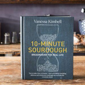 ten minute sourdough book